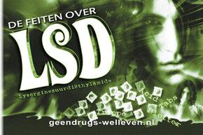 LSD boekje